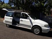 Kia Carnival Campervan for sale Engadine Sutherland Area Preview