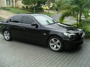 BMW E60 530i Executive Sedan Ashmore Gold Coast City Preview