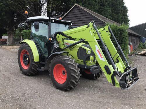 Claas Atos Loader Tractor