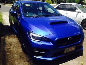 2015 Subaru WRX Sedan Mulgrave Monash Area Preview
