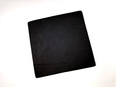 Rubber Dam Sheet Black Latex Endodontic Medium 6x6 Adult Hygenic Dental 2box