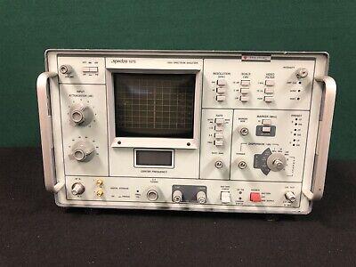 Trilithic Spectre 1075 1ghz Spectrum Analyzer