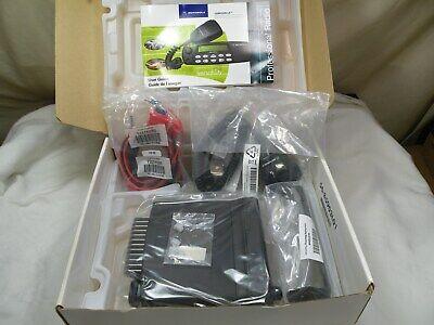 Motorola Cdm1550-ls 450-520mhz 40w Uhf Radio Aam25skf9du5an Complete Set New