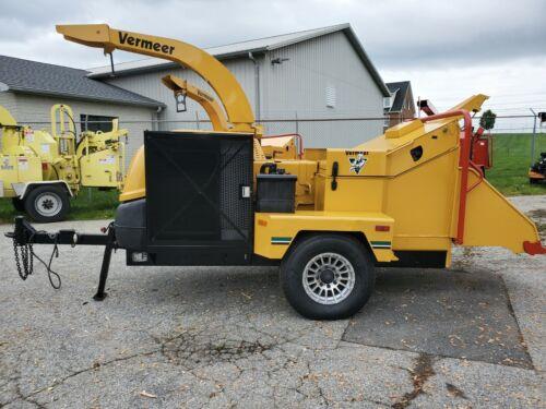 2005 Vermeer BC1400XL w/ WINCH AutoFeed Smart Feed 1052 Hours 125hp CAT diesel