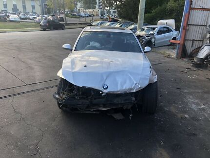 BMW e90 325i silver automatic now wrecking Northmead Parramatta Area Preview