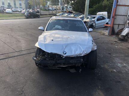 BMW e90 325i silver automatic now wrecking Northmead Parramatta Area Preview