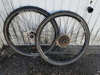 WM Wheel Rear 27.5 584x45 Wtb Scraper I45 Bk 32 Sram Mth746 8-10scas 6b 12mm Bk1