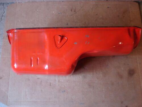1965-1974 Big Block Chevrolet Corvette Trap Door Oil Pan 396/425 427/435 454/390