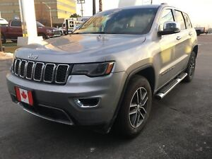 2017 Jeep Grand Cherokee Limited | CHROME EDITION | ACTIVE SAFET