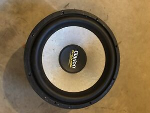 Clarion Subwoofer