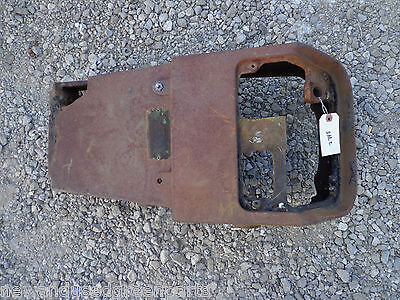 John Deere 435 Dash Casting Panel T10949t