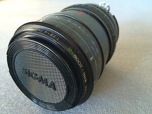 Nikon fit Sigma Mini Zoom Lens 35mm to 85mm. Whyalla Whyalla Area Preview