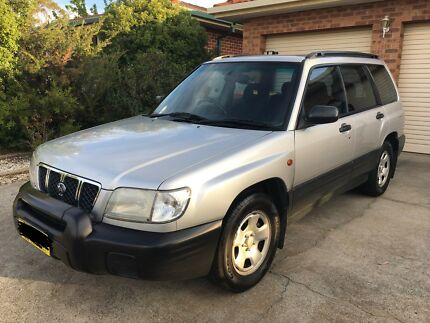 2000 Subaru Forester Queanbeyan Queanbeyan Area Preview