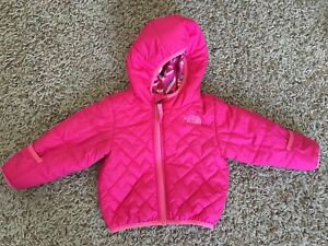 Reversible The North Face winter jacket, 6-12 months in EUC