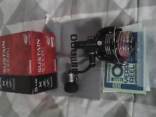 Brand New Shimano Sustain 5000FG Reel with Braid Bentley Park Cairns City Preview
