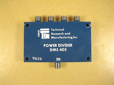 Trm Power Divider Dms 405