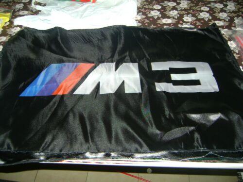 "BMW Logo 20x30"" Flag Banner DTM Show Garage Racing Shop Decor M3 Dinan m power"