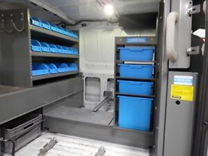 Adrian Steel Cabinets for Ford Transit Van