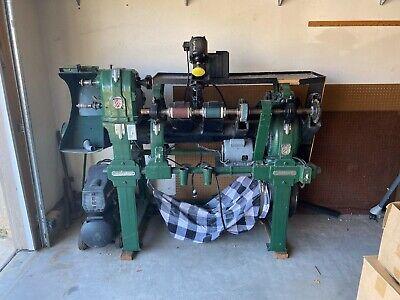 Landis Shoe Repair Finisher Machine