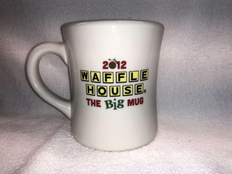 WAFFLE HOUSE 2012 BIG MUG HASHBROWN HOLIDAY EDITION