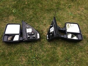 2014 Ford F-150 trailer mirrors