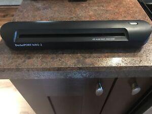 Omnitracks scanner