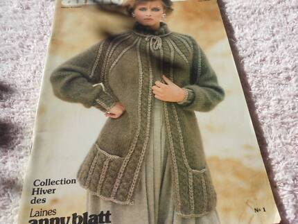 Knit Wit sewing patterns   Miscellaneous Goods   Gumtree Australia ...