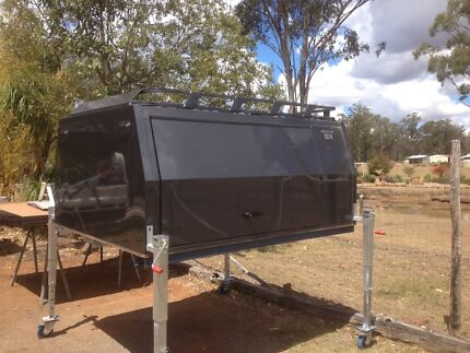 Ute tray and canopy  Wondai South Burnett Area Preview