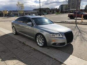 2011 audi a6 3.0 supercharged, progressive package