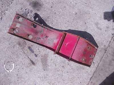 Farmall 300 350 400 Mta Ih Tractor Easy Rider Seat Pan Flip Over Latch Ihc
