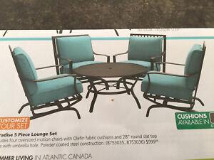 5 piece Lounge Set