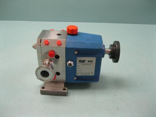 "1"" Viking Idex S1S Sanitary Rotary Lobe SS Pump E3 (2569)"