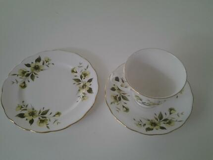 Noritake rc royal ceramics vale 766 priced to sell royal vale bone china tea set fandeluxe Image collections