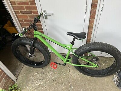 Fat Boy Bike
