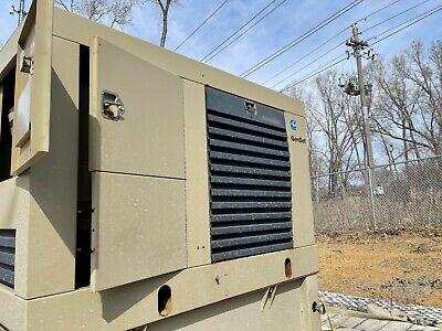 Cummins Generator 50 Kilowatts 4bt3 9-gc1 1053.9 Hours Working