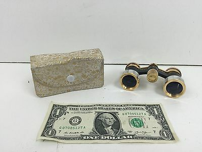 Vintage Mini Mother Of Pearl Opera Glasses   Kalimar Japan   Binoculars