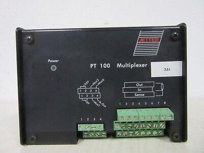 Jetter PT100-8 Multiplexer