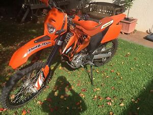 KTM 250 exc-f Evandale Norwood Area Preview