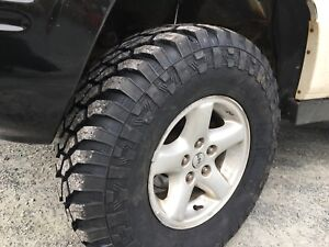 Mud Tire Sale