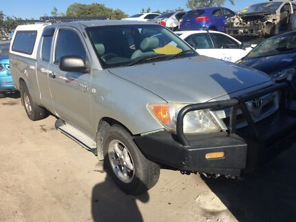 Wrecking Toyota Hilux 2006 Ute Salisbury Brisbane South West Preview