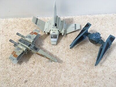 Star Wars Action Fleet Vintage 1990s Bundle