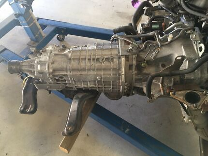 Subaru 6 Speed Gearbox (WRX, Liberty, legacy, STI spec B)