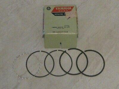 YAMAHA XS500 PISTON RINGS STANDARD 76/77 NOS!