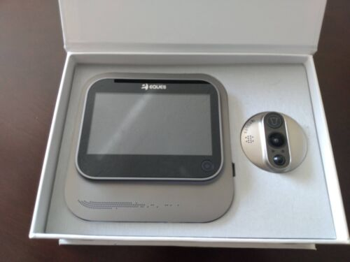 Smart Video Doorbell nickel - Eques Veiu  - Very good condition
