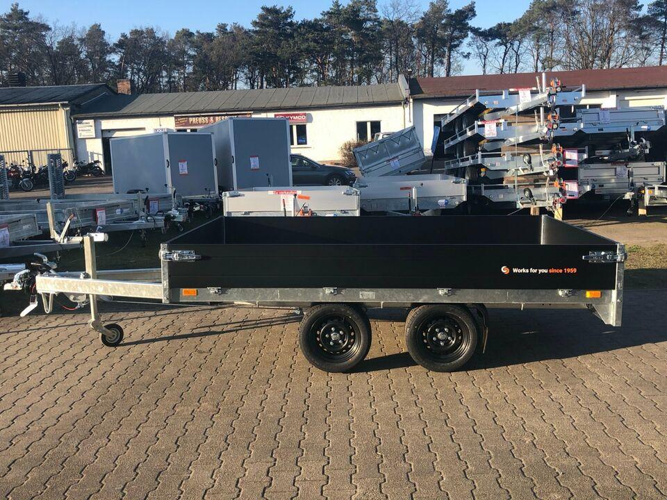 ⭐Saris Pritsche PL 306 184 3500 kg 30 cm Black Edition in Schöneiche bei Berlin