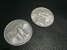 1983 Kenner Star Wars coins x2 Ellenbrook Swan Area Preview