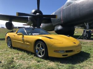 BEAUTIFUL 2001 VETTE