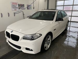 2016 BMW 528Xi (All Wheel Drive) Low Km Must See!