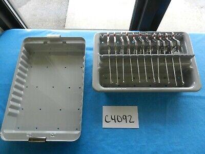 Stryker Surgical Arthroscopic Conquest Hand Instrument Set W Case