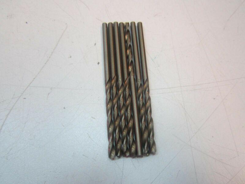 """Dewalt (DW1906B) 3/32 x 1-1/4"""" x 2-1/4"""" OAL HSS Jobber Length Drill Bit - Qty 7"""